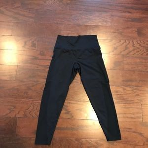 High waisted Aerie chill play move leggings